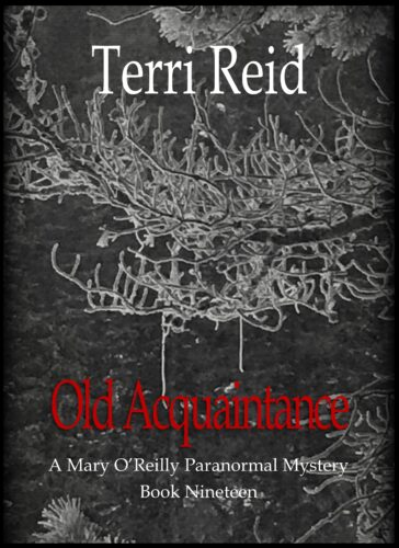 Book Cover: Old Acquaintance - A Mary O'Reilly Paranormal Mystery (Book 19)