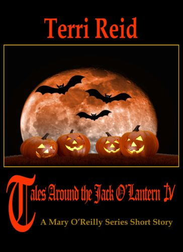 Book Cover: Tales Around the Jack O'Lantern 4