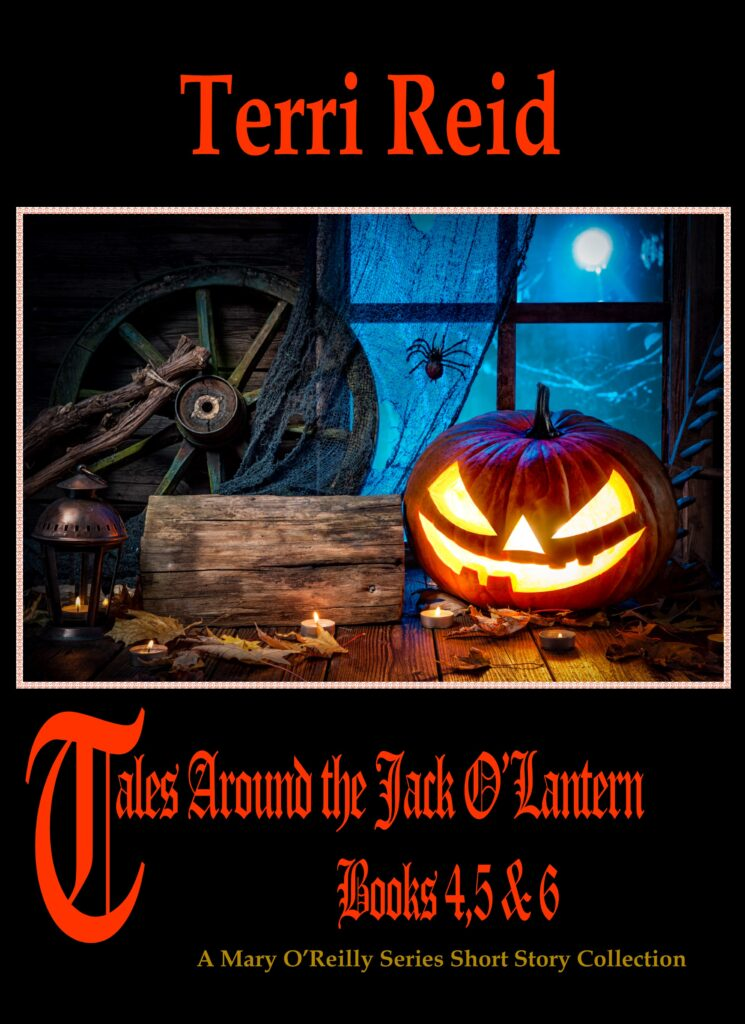 Book Cover: Tales Around the Jack O'Lantern - Books 4, 5, & 6 (Combo Package 2)