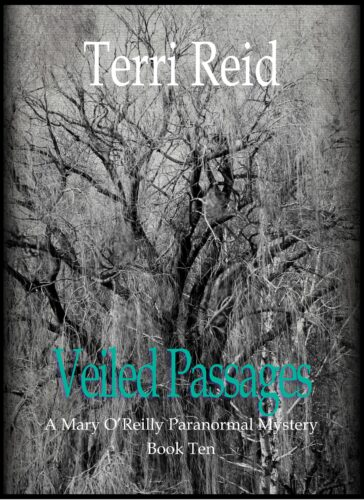 Book Cover: Veiled Passages - A Mary O'Reilly Paranormal Mystery (Book 10)