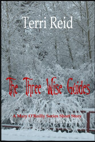 Book Cover: The Three Wise Guides - A Mary O'Reilly Short Story
