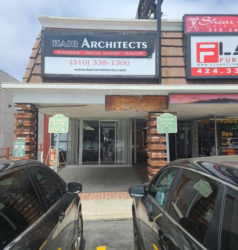Hair Architects Location