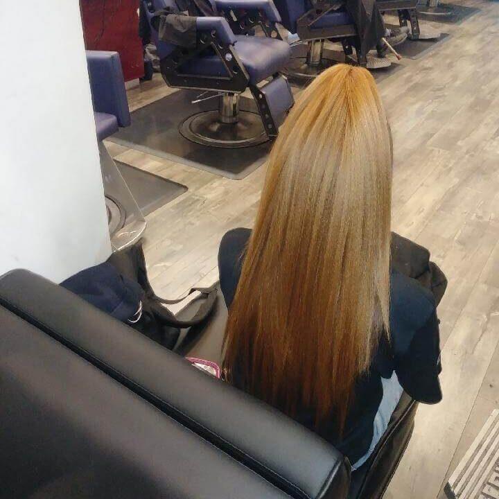 A Girl's Hair