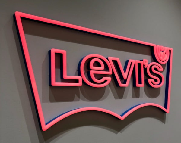 Levi's Signage