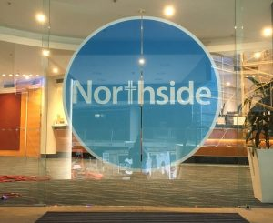 Northside Vinyl sign