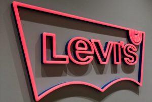 Levi's Signage Logo