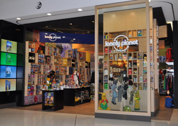 Lonely Planet Store