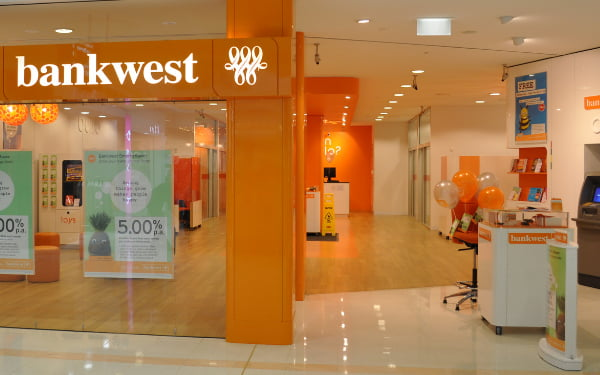 Bank West Store