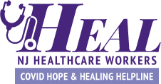 Heal NJ Healthcare Workers COVID Hope & Healing Helpline
