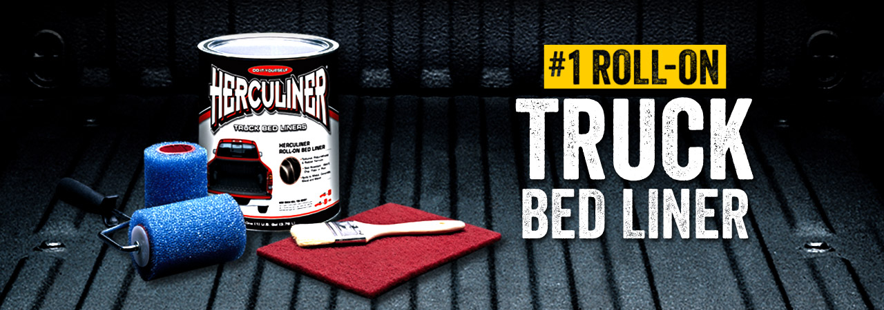 #1 ROLL-ON TRUCK BED LINER