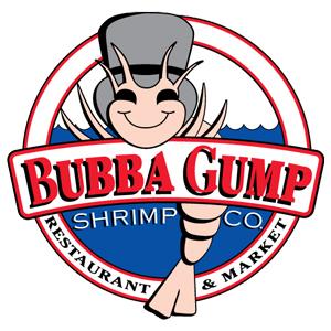 Bubba Gump Shrimp Logo