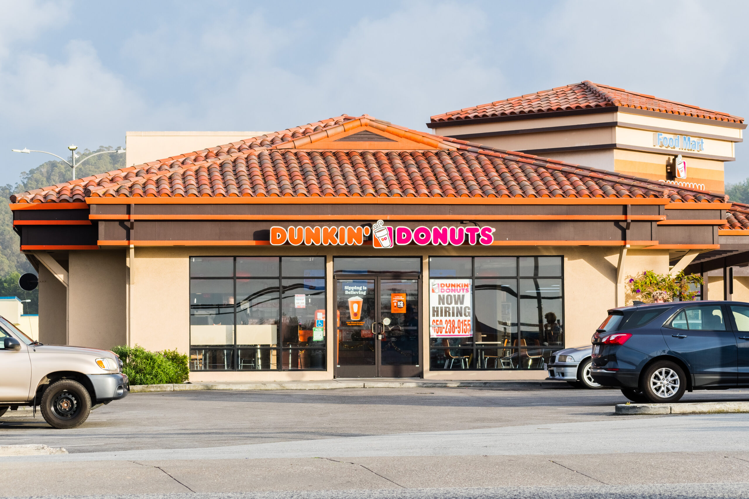 Dunkin Donuts - Hired California On-Site Welders in 2017