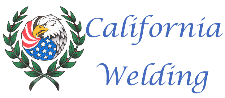 California On-Site Welding Logo White