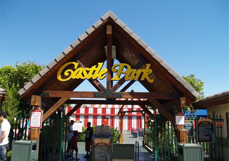 Castle Park Entrance - CaliforniaOnsiteWelding did ride repair here