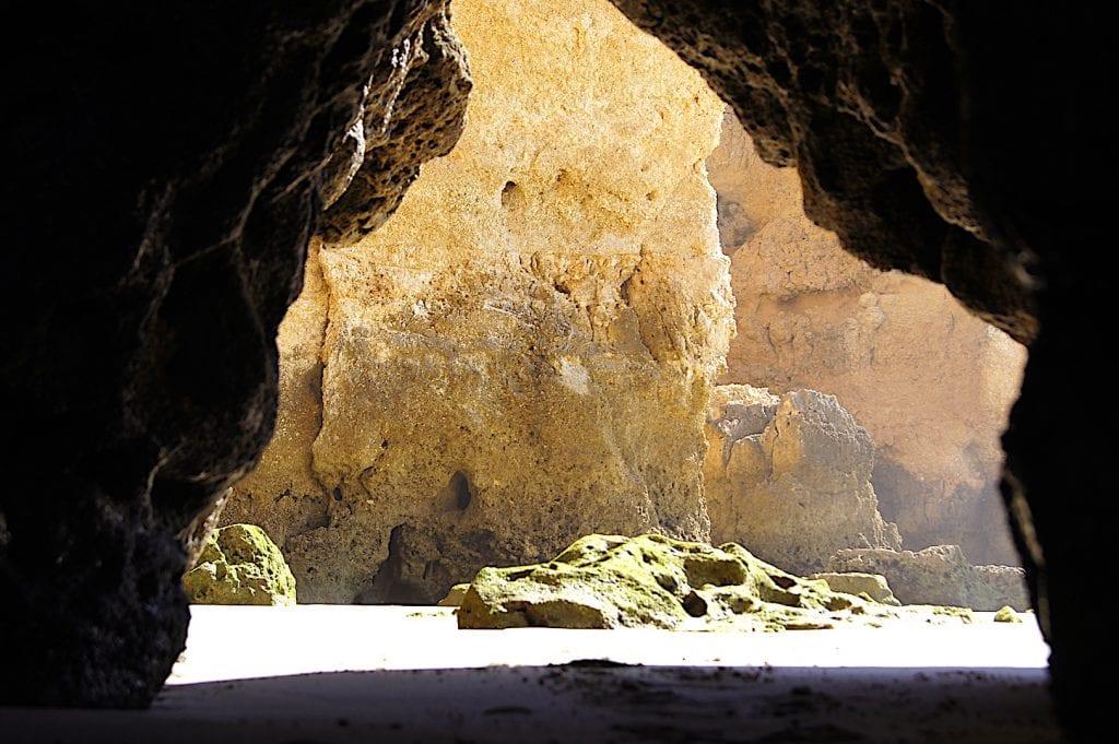 Cascade Resort Beach Cave