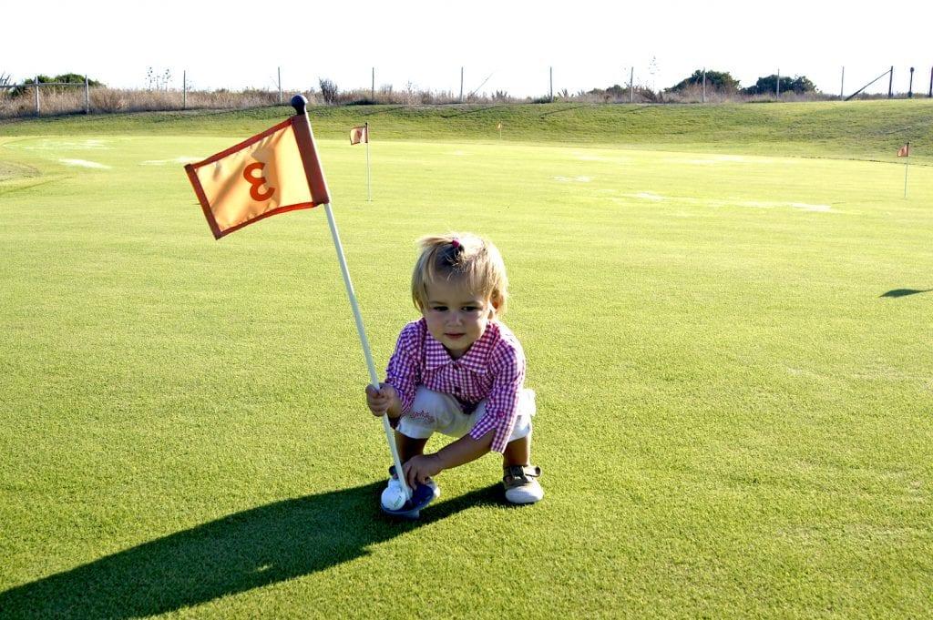 Golf in Algarve, Portugal