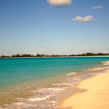 Columbus Isle Beach