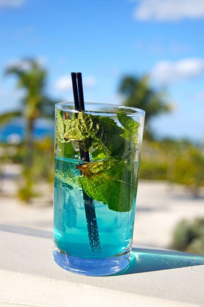 Drinks at Club Med Columbus Isle