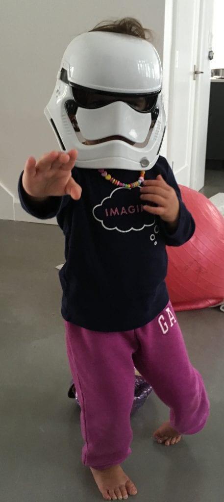 Stormtrooper Baby