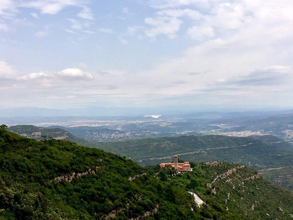 Monastery Catalonia