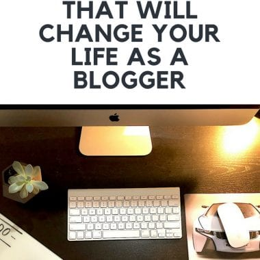 5 subscriptions that will change your life as a blogger