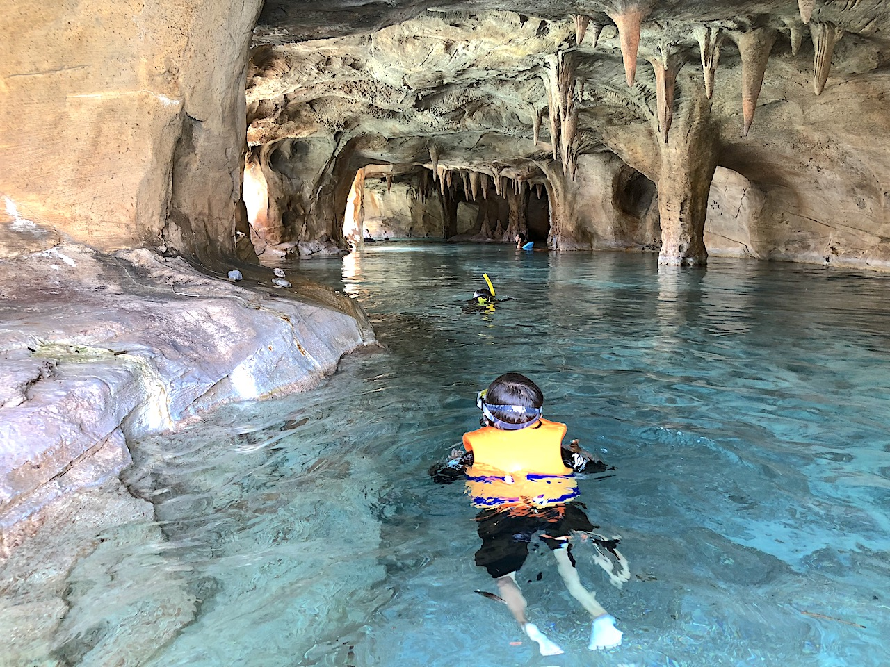 Discovery Cove Grotto