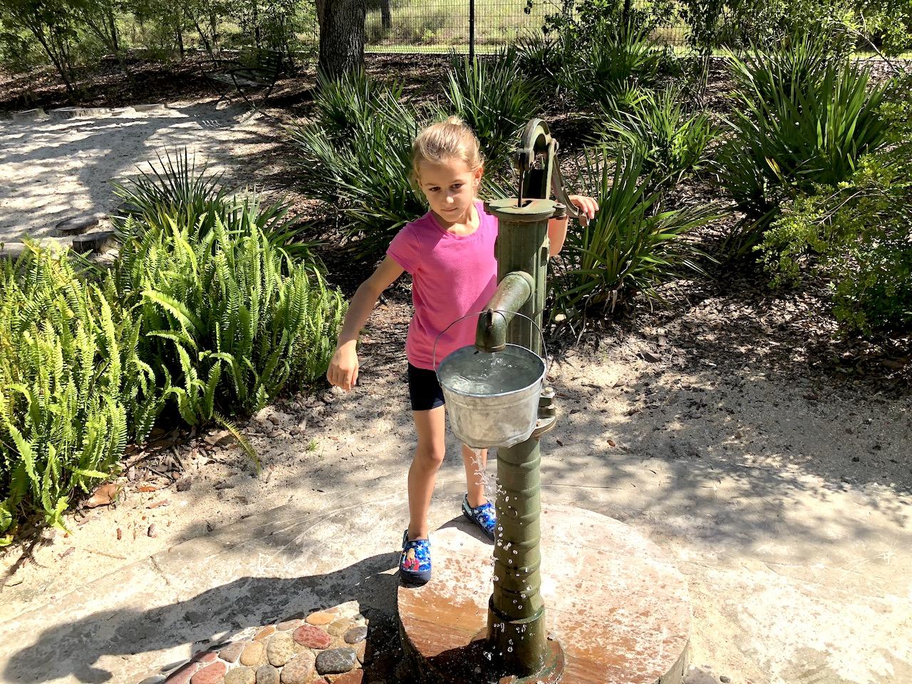 Water Pump Bok Tower