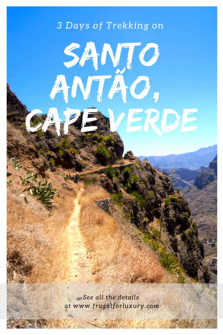3 Days of Trekking with Kids on Santo Antão, Cape Verde #Trekking #FamilyTravel #AdventureTravel #TrekkingwithKids #CapeVerde #SantoAntao