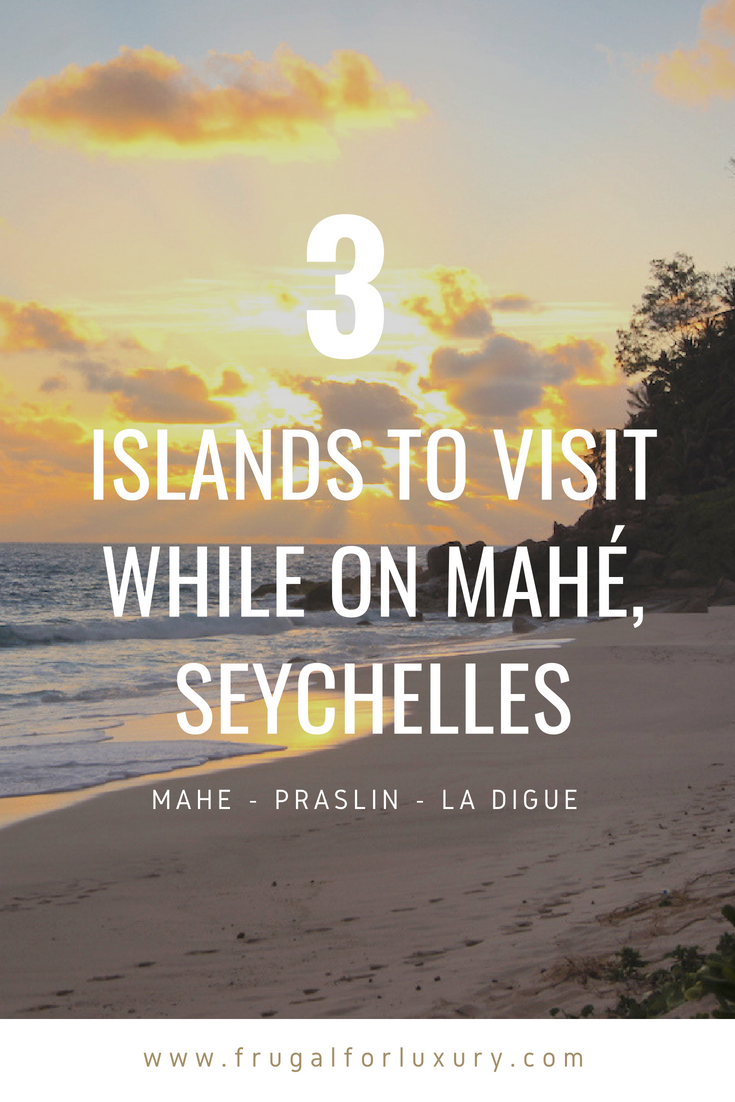What to do on Mahé, Seychelles. 3 islands to visit while on Mahé #Seychelles #MahéSeychelles #Mahé #LaDigue #Praslin #IndianOcean #VisitSeychelles