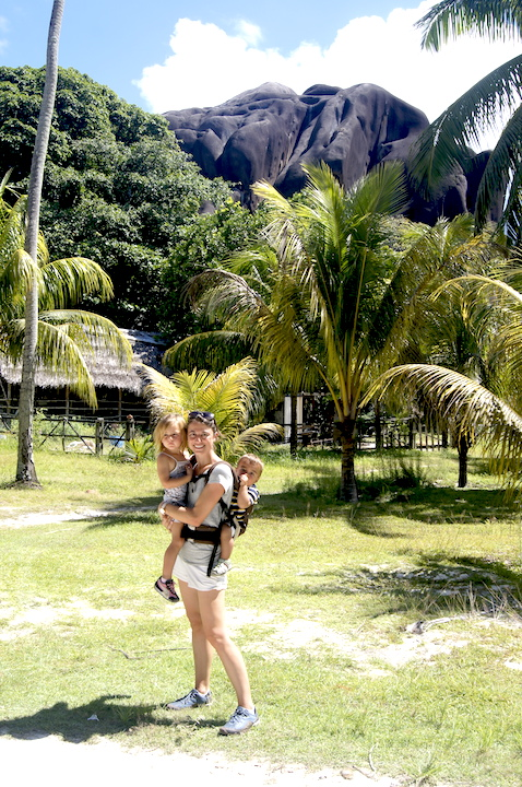 Tour of La Digue, Seychelles. One of the most beautiful Seychelles Islands! #Seychelles #LaDigue #SeychellesBeach #LaDigueSeychelles #NatureWalk #Tortoise