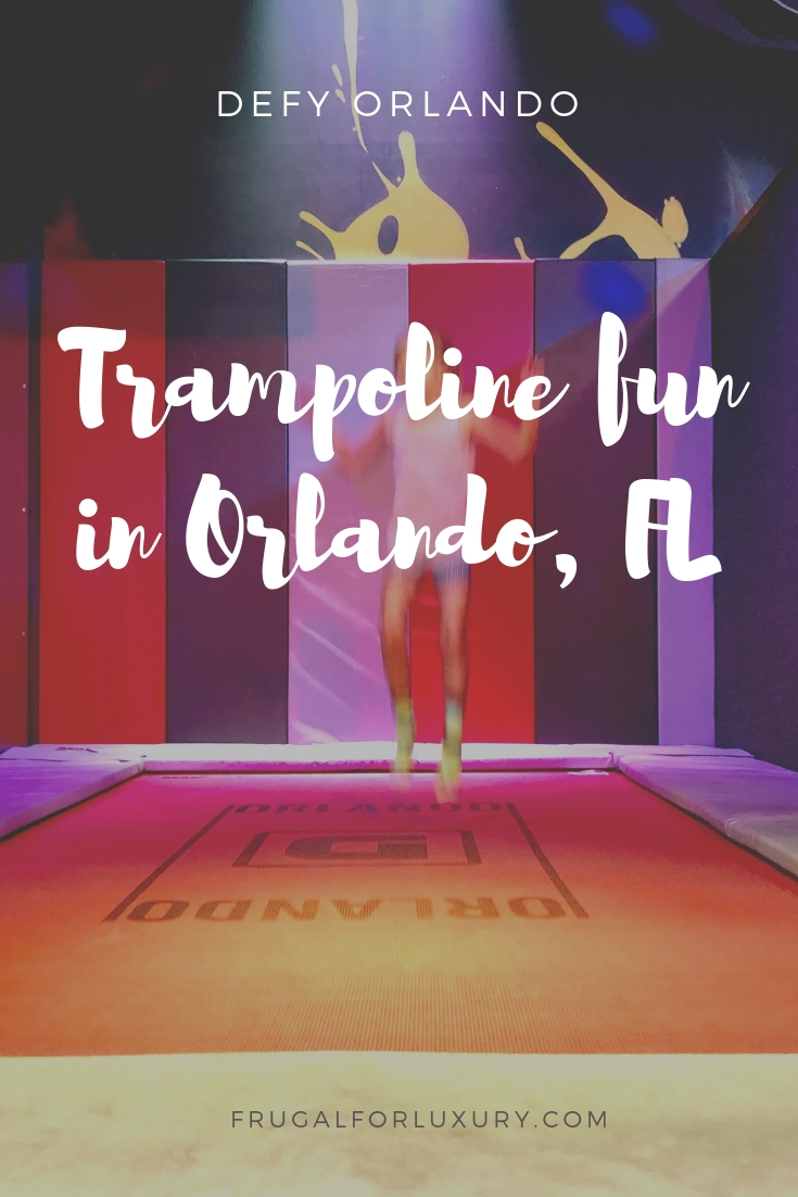 Trampoline Fun In Orlando, FL | Defy Orlando | Trampoline Park in Orlando, Fall | #defyorlando #trampoline #trampolinepark #orlando #orlandofun #orlandoactivities