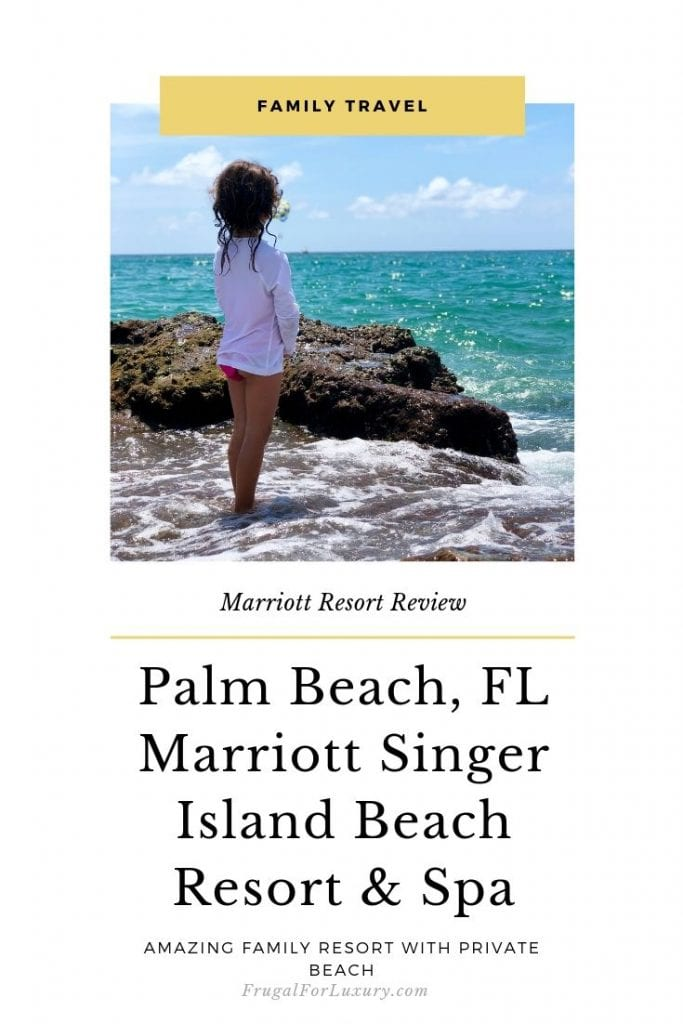 Full Review Of The Palm Beach Marriott Singer Island Beach Resort And Spa | Family Resort in Palm Beach, FL | Marriott hotel | Florida beach resort for families | Family travel in Florida | Visit Florida | Hotel Review | #familytravel #hotelreview #marriott #singerisland #familyresort #visitflorida #marriottpalmbeach