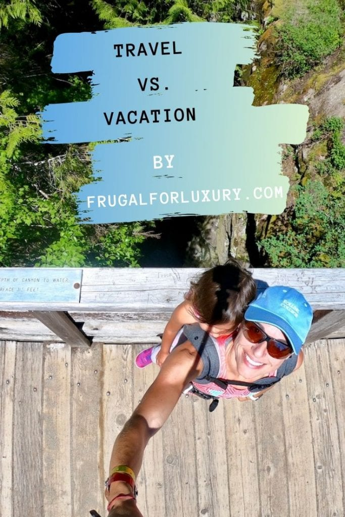 The Difference Between Travel And Vacation | Travel vs. Vacation | Difference Between Vacation And Travel | Long Term Travel With Kids | Worldschooling | #travel #travelvsvacation #vacation #longtermtravel #frugalforluxury #worldschooling #travelingwithkids #familytravel