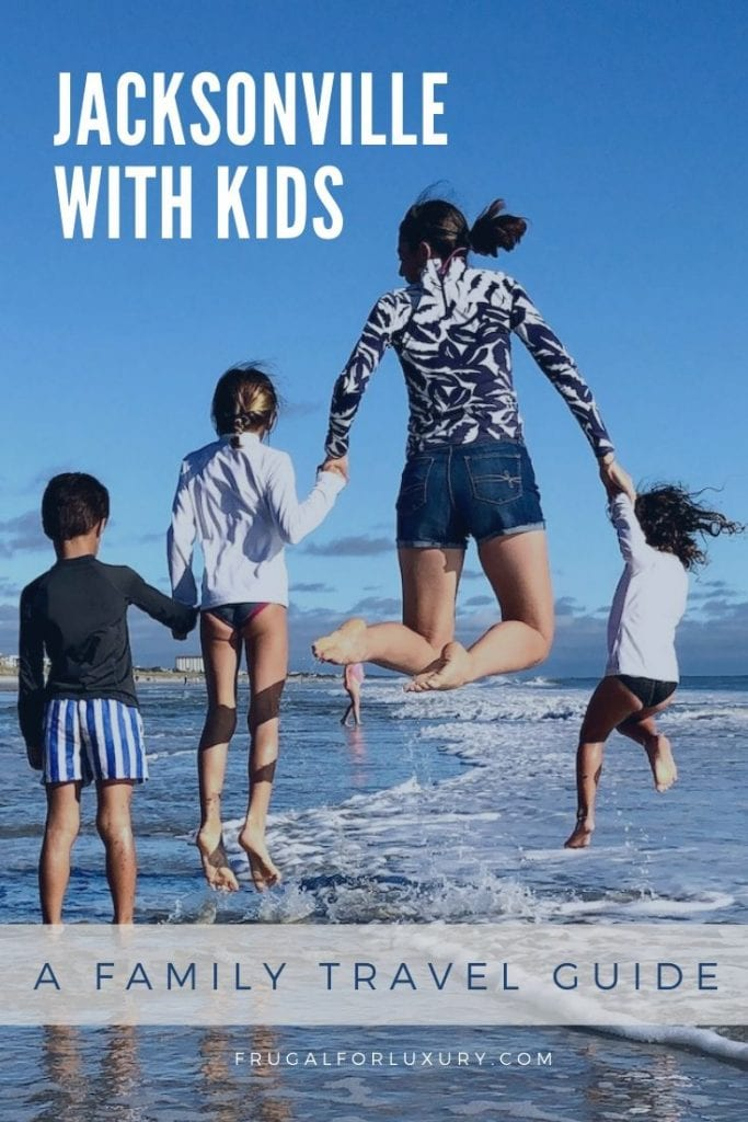 Top Things To Do, See, and Eat in Jacksonville, FL With Kids | Jacksonville with kids | Florida destination | Florida with kids | Jacksonville Beach | Beach vacation with kids | Florida beaches | Surf lesson in Florida | Family surf lesson in Jacksonville | North Florida | Jacksonville travel guide | #familytravel #onlyinjax #jacksonvillebeach #beachtravel #familytravelblog #jacksonville #floridatravel