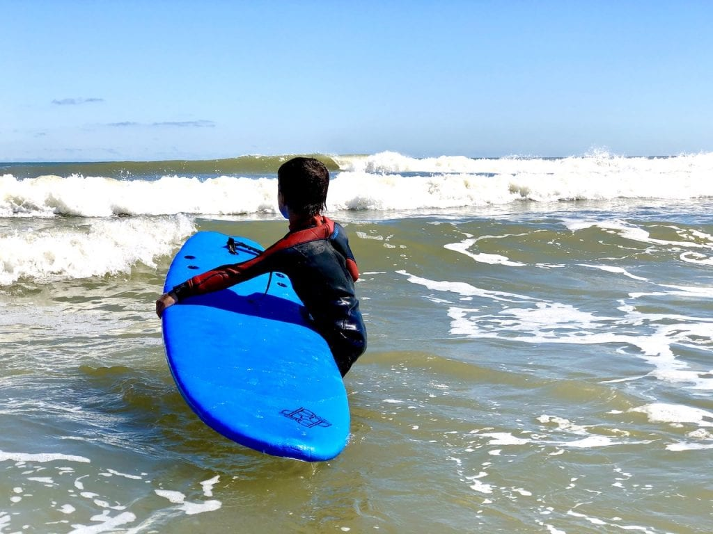 Family Surf Lesson In Jacksonville, FL | What to expect in surf lesson | Private surf lesson | Jacksonville Surf and Paddle | Kids surf lesson | North Florida | Travel Blogger | Visit Jacksonville | #visitjacksonville #onlyinjax #jacksonvillesurfandpaddle #surflesson #familysurfing #surfsup #kidssurflesson
