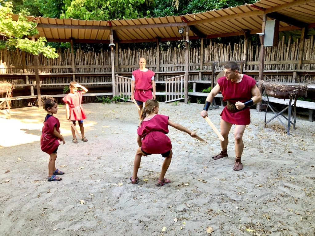 Gladiator School - Best Experience In Rome For Kids | What to do in Rome with kids | Uniques experiences for kids in Rome | Family-friendly tours of Rome | Visit Rome with children | Rome with kids | Family friendly travel  Rome tour with You Local Rome | destinations | #rome #romewithkids #youlocalrome #rometours #familyfriendlytour