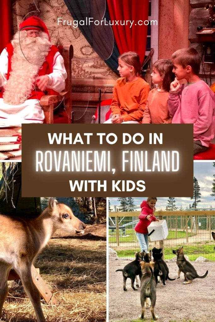 What To Do In Rovaniemi, Finland With Kids | Traveling to Lapland with kids | Where can I meet the real Santa Claus | Santa Claus office | Meeting reindeer in Finland | Reindeer farm Rovaniemi | Dog sledging with kids in Rovaniemi | Meeting Alaskan huskies in Finland | #rovaniemi #visitrovaniemi #finlandwithkids #travelingtofinlandwithkids #laplandtravel #santaclaus #reindeer #huskies #alaskanhuskies #visitlapand #visitfinland #finlandtravel