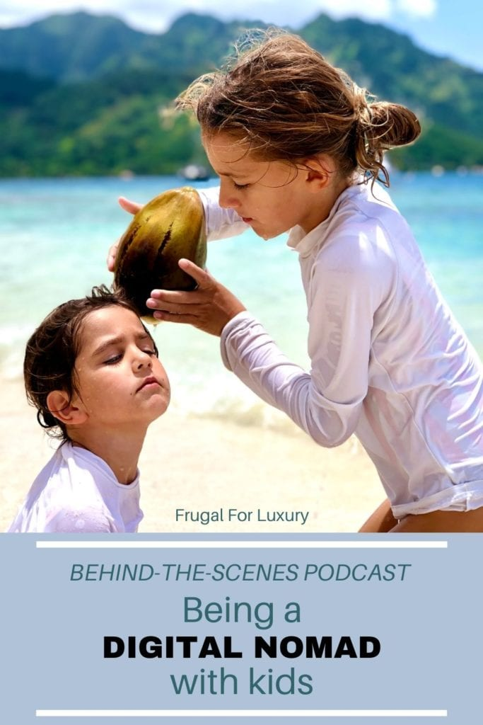 Digital Nomad With Kids - Guest On International Consulting's Podcast | Traveling with kids | Full-time family travel | Digital nomad tips | Family nomad around the world | Family travel podcast | #digitalnomad #familynomad #fulltimetravel #fulltimefamilytravel #familytravelpodcast #travelpodcast