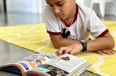 Nat Geo Little Kids Magazine