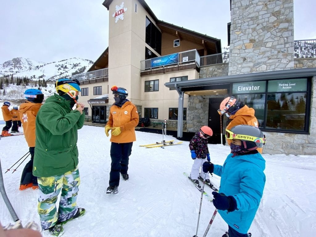 Alta Ski Resort - Family-Friendly Ski Resort In Utah | Where to ski in Utah with kids | Skiing with kids at Alta | Kid-Friendly ski resort | Alta Lodge | Ski Butlers ski rentals | Skiing near Salt Lake City | Alta Ski Area | #alta #altaskiresort #altaskiarea #altawithkids #familyfriendlyski #skiutah