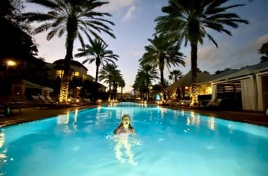 Gaylord Palms Resort in Orlando Florida with kids