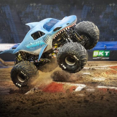 Monster Jam tickets Megalodon 20
