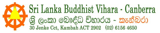 Sri Lanka Buddhist Temple in Canberra