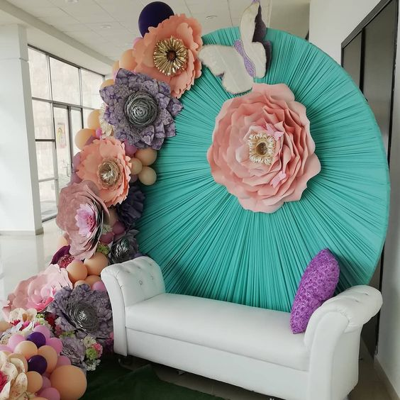 flores para quince