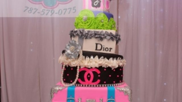 Michelle Rivera Cake