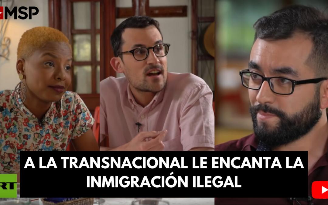 Entrevista: Inmigrar a Chile. Cartas sobre la mesa. RT en Vivo.