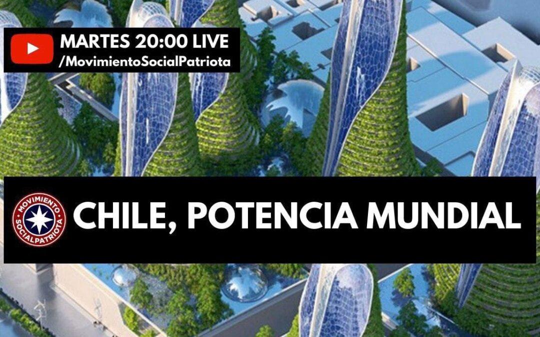 Chile, potencia mundial