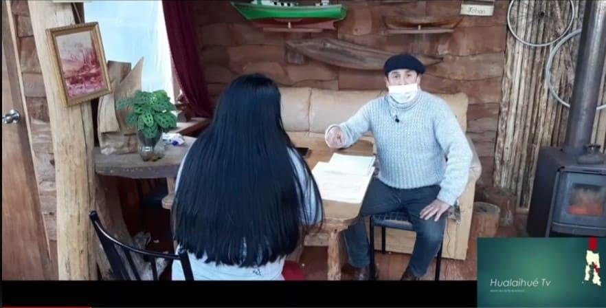 Familia Huiliche denuncia amedrentamiento de extranjero en la Patagonia Chilena