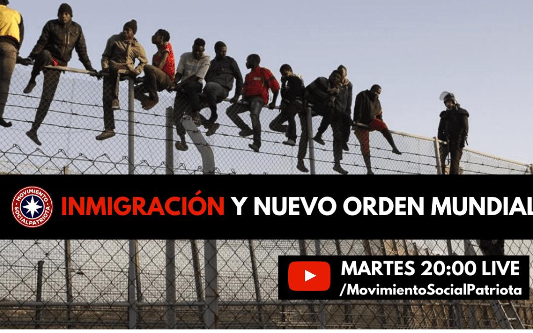 Inmigración y Nuevo Orden Mundial (NOM)
