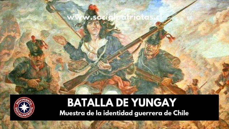20 de Enero. Batalla de Yungay